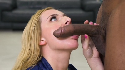 Kate England get's her holes stuffed and filled by a BBC
