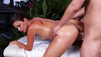 Allie Haze massage session turns into sex
