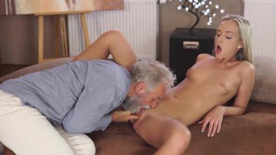 Shanie Ryan enjoy tender & sensual sex with her old teacher