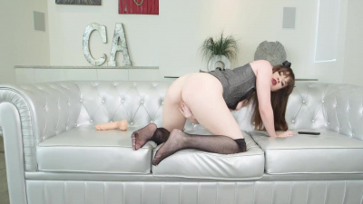 Cute milf Alison Rey loves making money almost as much as she loves sex