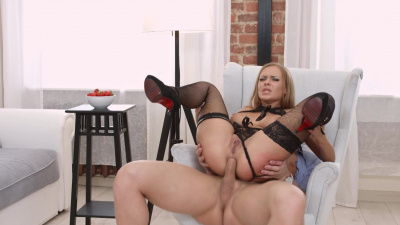 Ariel Temple has an anal lust that cannot be denied