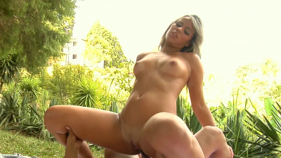 Brazilian Lolah got her asshole rammed for some awesome anal