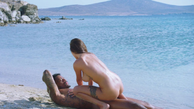 Liya Silver interracial adventures on private island