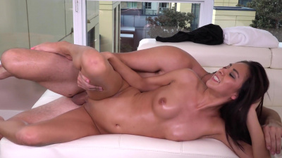 Kara Faux first full-body massage ends with sex